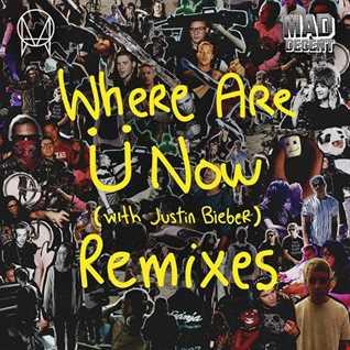 Khiflee - Jack Ü feat Justin Bieber - Where Are Ü Now (Megamix) [2015]