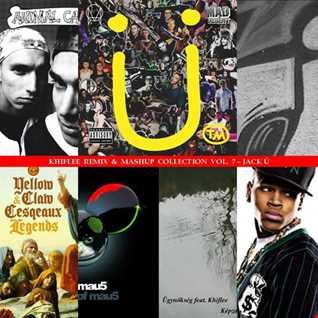 Chris Brown feat T-Pain vs Jack Ü feat Snails & Taranchyla - Kiss Out (Khiflee Mashup) [2015]