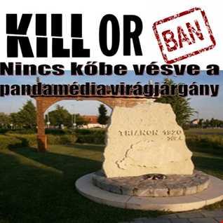 Kill Or Ban feat Roothouse - Ez veszélyes (Felháborító Verzió), de Trianon miatt van benne néhány gyászszünet
