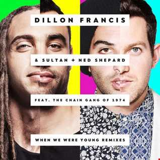Khiflee - Dillon Francis & Sultan + Ned Shepard feat The Chain Gang Of 1974 - When We Were Young (Megamix)