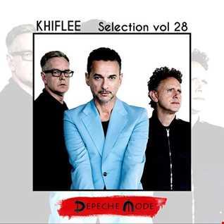 Khiflee - Selection vol 28 - Depeche Mode