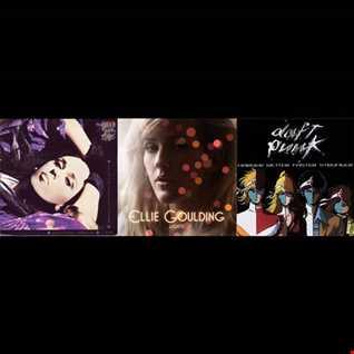 Dead Or Alive vs Ellie Goulding vs Daft Punk - Round Lights Harder (Khiflee Mashup) (2015)