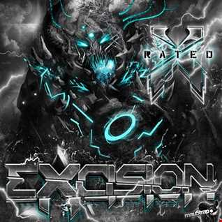 Khiflee - Excision - X Rated + Remixes (Mixed) [2015]