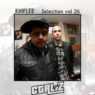 Khiflee - Selection vol 26 - Ctrl Z