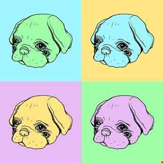Khiflee - um.. - a dogs tale (Mixed)