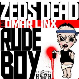 Khiflee - Zeds Dead & Omar LinX - Rudeboy (Megamix)