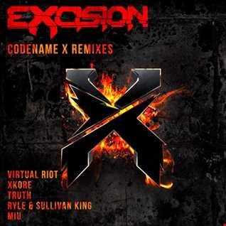 Khiflee - Excision - Codename X (Megamix)