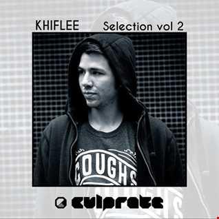 Khiflee - Selection Mix vol 2 - Culprate [2016]