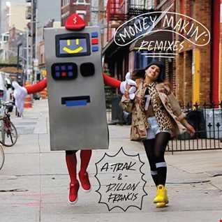Khiflee - A-Trak & Dillon Francis - Money Makin' (Megamix)