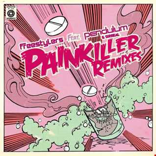 Khiflee - Freestylers feat Pendulum & Sirreal - Painkiller (Megamix)
