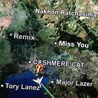 Khiflee - Cashmere Cat, Major Lazer, Tory Lanez - Miss You (Megamix)