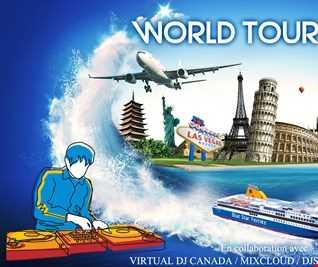 MIX WORLDTOUR 2017 WITH DJSAM