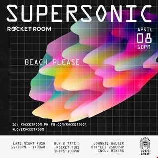 BEACH PLEASE LIVE @ ROCKET ROOM APRIL 8, 2017