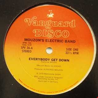Mouzon's Electric Band - Everybody Get Down