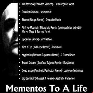 Mementos To A Life
