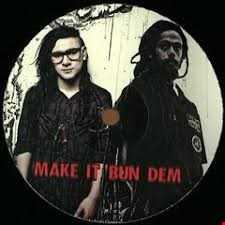 """Skrillex & Damian """"Jr. Gong"""" Marley - Make It Bun Dem (Remix)"""