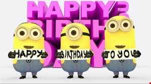 Happy Birthday Sean :)