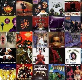 90's Hip Hop Vol. 2 (CLEAN EDITS)