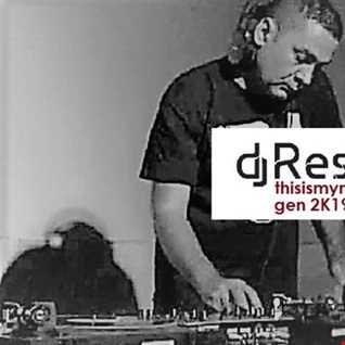 Mix N°3 Gen 2K19 (dj rest   my nudisco)