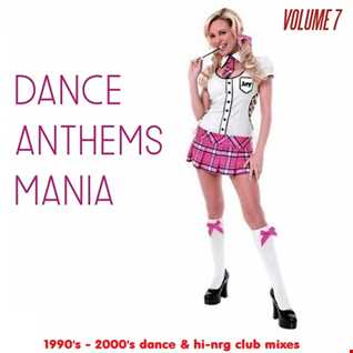 DJ Jay C - Dance Anthems Mania 7