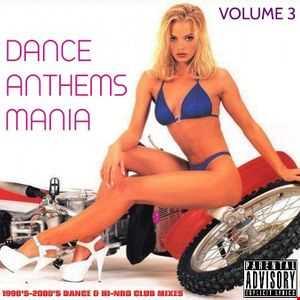 DJ Jay C - Dance Anthems Mania 3