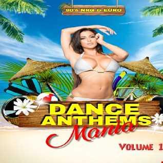 DJ Jay C - Dance Anthems Mania 10 - 90'S NRG & EURO