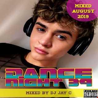 DJ Jay C - Dance Night 39 (cd1)