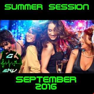 G Sky   September 2016 Mixtape