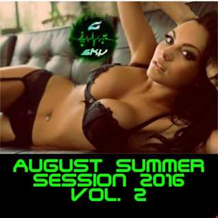 G Sky   Summer Session August 2016 vol 2