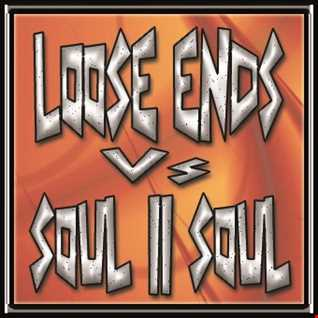 Mixed By Blick - Loose Ends Vs Soul II Soul - Part 1