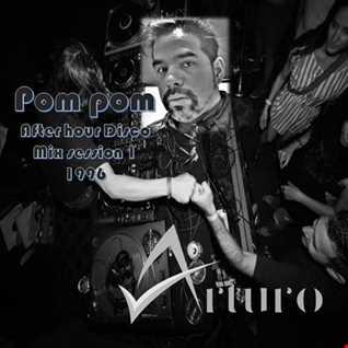 Vinyl Underground Pom pom mix 1 DJ ARTURO