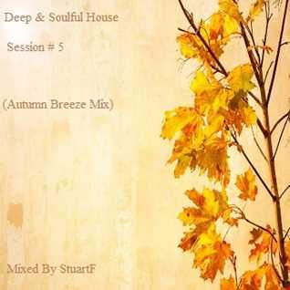 Deep & Soulful House Session  5 (Autumn Breeze Mix)