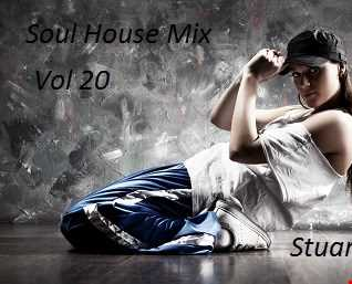 Soul House Mix vol 20 2016
