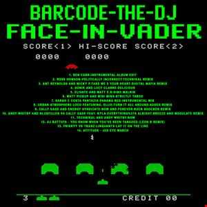 BARCODE the DJ   FACE in VADER