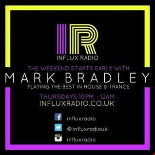 Mark Bradley Live On Influx Radio 19th Jan '17