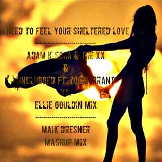 I Need To Feel Your Sheltered Love   Adam K Soha & The XX & Unclubbed ft. Zoe Durrant vs. Ellie Gouldin Mix (Maik Dresner Extended Mashup Mix)