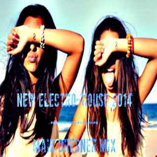 New Electro/House Megamix (April 2014) - Maik Dresner Mix