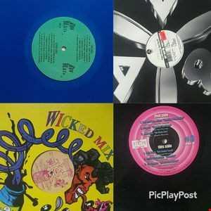Vinylz & Waxx Vol. 1