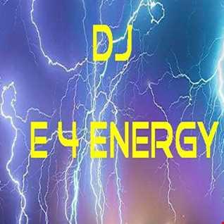 dj E 4 Energy - 125 bpm Oldskool, Club & Bass House Live Mix (May 2018)