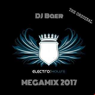 Electro House Megamix Februar 2017