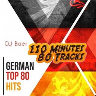 VA - Germany Top 80 Megamix (August 2020)(Mixed by DJ Baer)