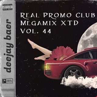 VA - Real Promo Club Megamix XTD Vol. 44 ( Mixed by DJ Baer)