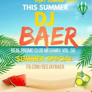 VA  - Real Promo Club Megamix Vol. 50 (Summer Special 2020)(Mixed by DJ Baer)