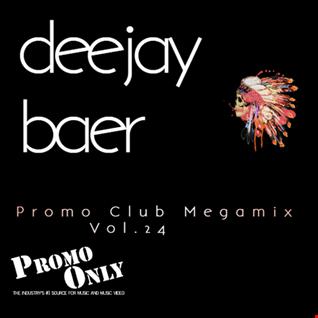 VA   Promo Club Megamix Vol.24 (Mixed by DJ Baer)