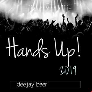 VA -  Hands Up! 2019 (Mixed by DJ Baer)