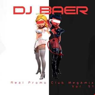 VA -  Real Promo Club Megamix Vol. 51 ( Mixed by DJ Baer).