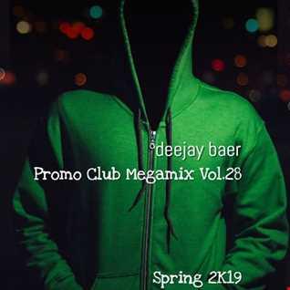 VA -  Promo Club Megamix Vol.28 (Spring 2K19)(Mixed by DJ Baer)