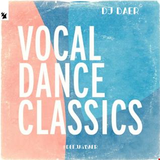 VA -  Vocal Dance Classics (Mixed by DJ Baer)