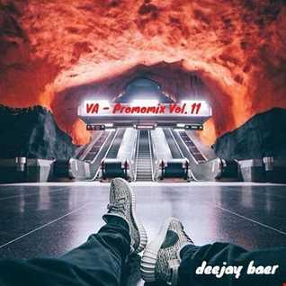VA - Promo Club Megamix Vol.11 (Mixed by DJ Baer)