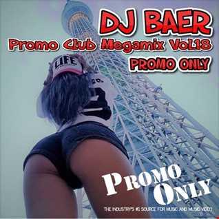VA -  Promo Club Megamix Vol.18 (Mixed by DJ Baer)